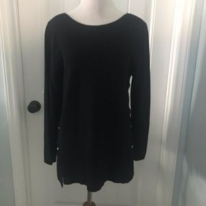 Cute and Comfy Black Everyday Top